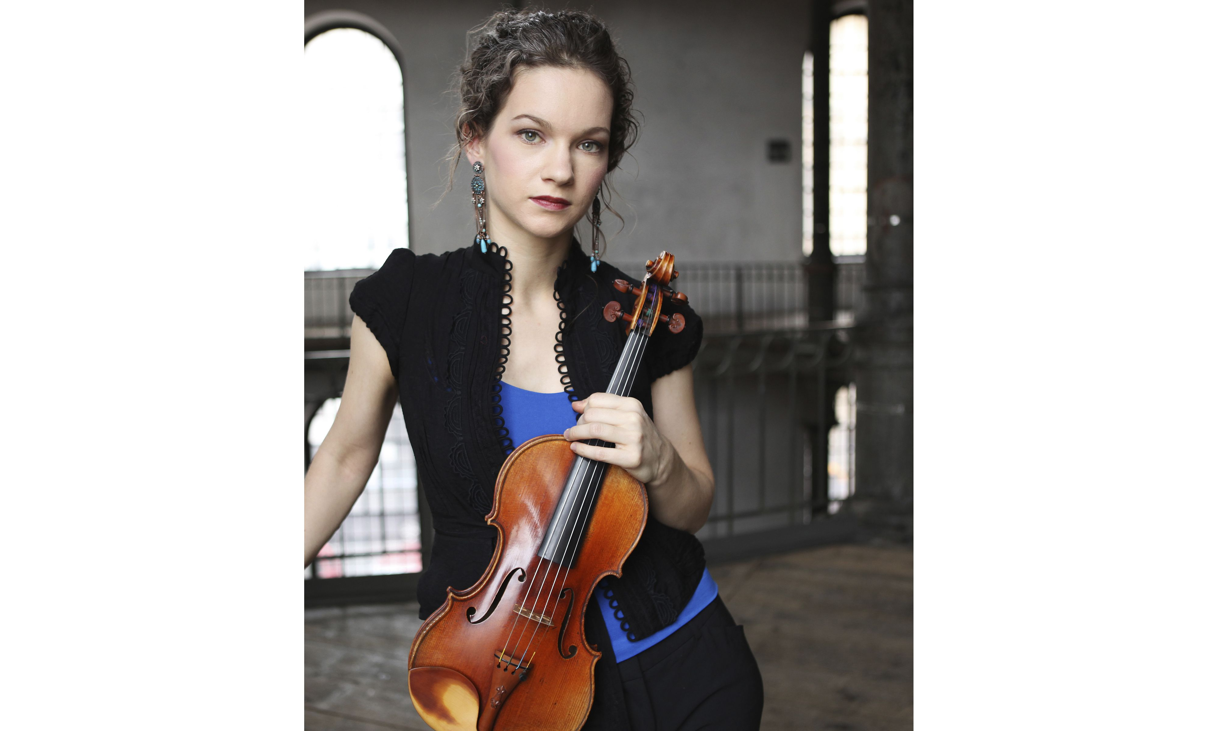 (Courtesy photo) Violinist Hilary Hahn is scheduled to perform with the Utah Symphony — Sept. 16, 2021, at Orem's Noorda Center for the Performing Arts, and Sept. 17-18, 2021, at Abravanel Hall in Salt Lake City.
