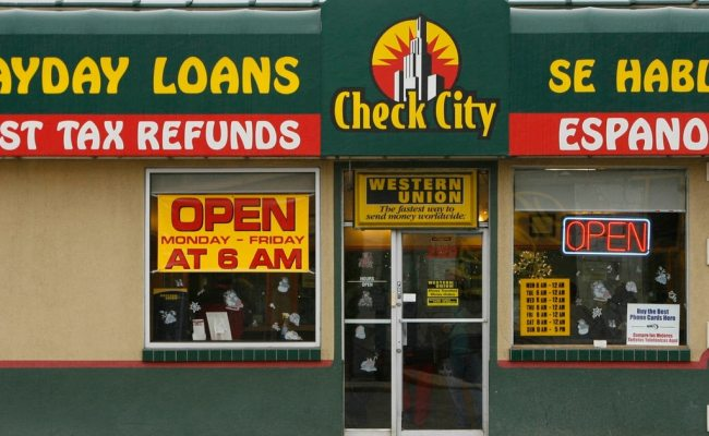 One Of Every 6 Utah Payday Loan Stores Closed Last Year
