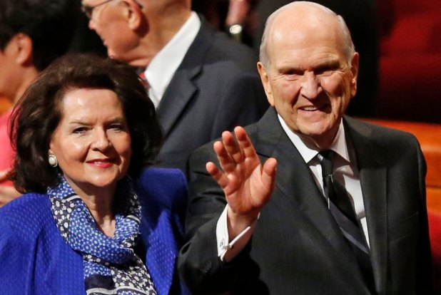 Holly Richardson: Insights into the life of President Russell M. Nelson - The Salt Lake Tribune