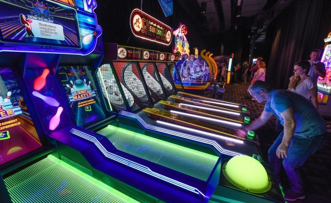 As Utah S First Dave Buster S Prepares To Open At The