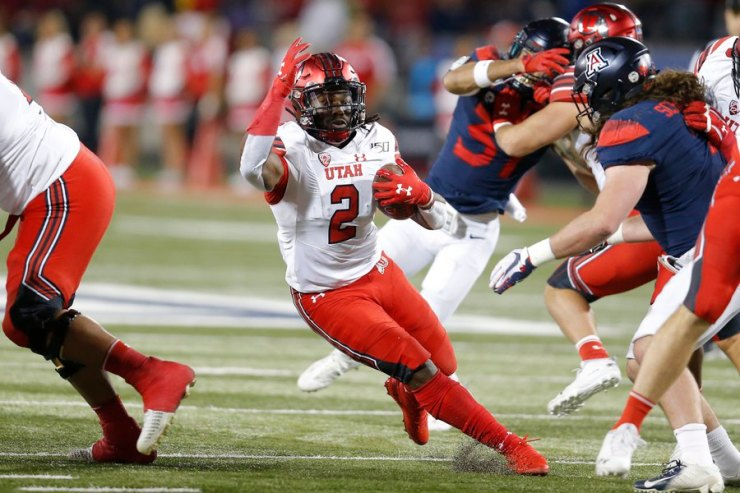 Utah Utes' Zack Moss withdraws from Senior Bowl but has received ...