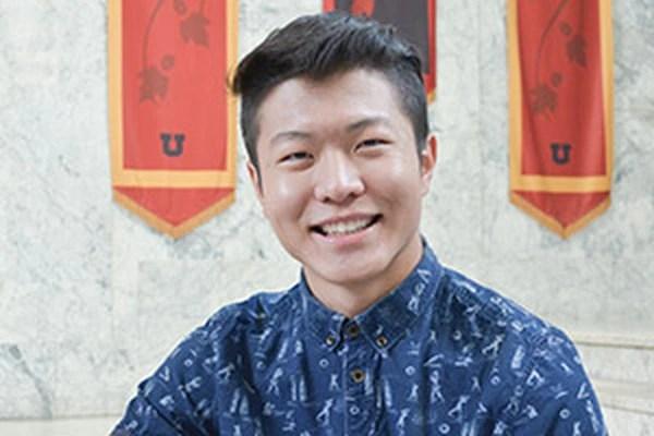 ChenWei Guo (Photo courtesy University of Utah)