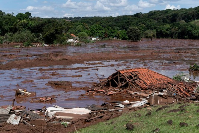 Image result for Many people die in Brazil dam collapse