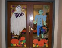 MOVE Committee Announces Halloween Door