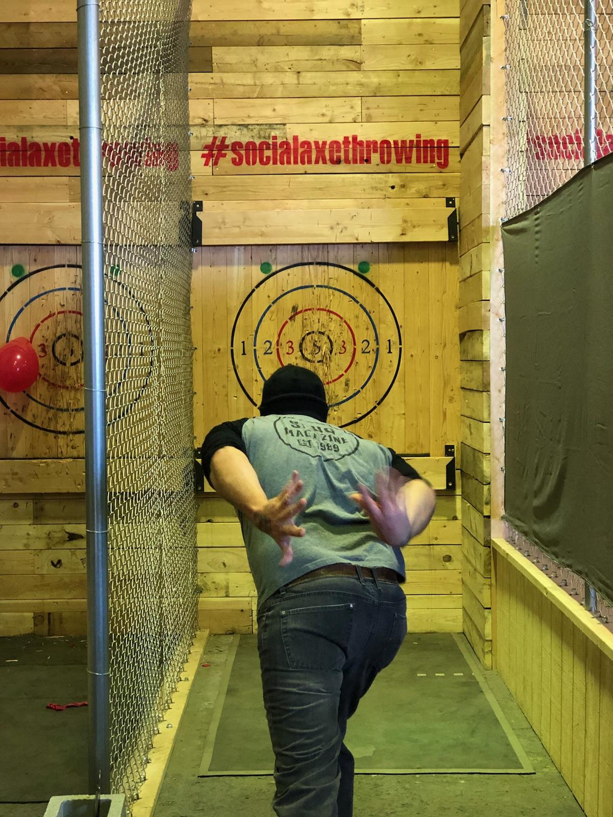 target club chair toddler adirondack this is primal: social axe throwing in slc – slug magazine