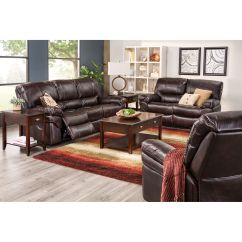 Reclining Sofas And Loveseats Sets Bernhardt Andrew Sofa Slumberland Furniture | Valdez Brown