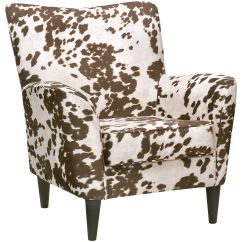 Cow Print Chair Gold Covers In Bulk Slumberland Furniture Cora Cream Accent Images Previous