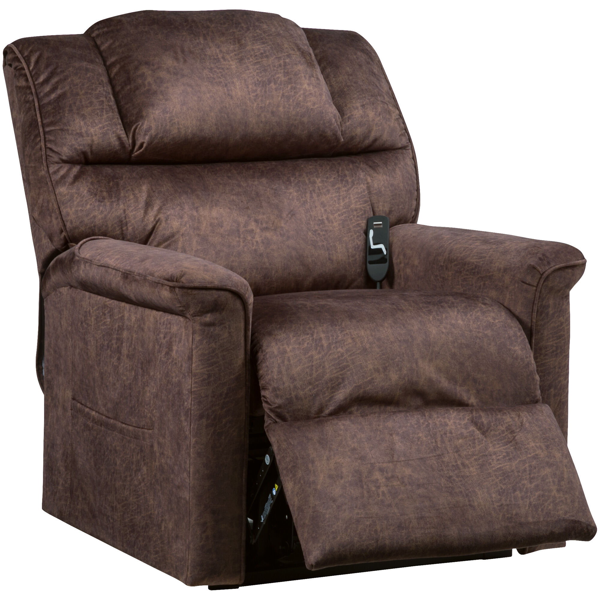 riser recliner chairs for the elderly reviews revolving lounge chair slumberland furniture lift pearl