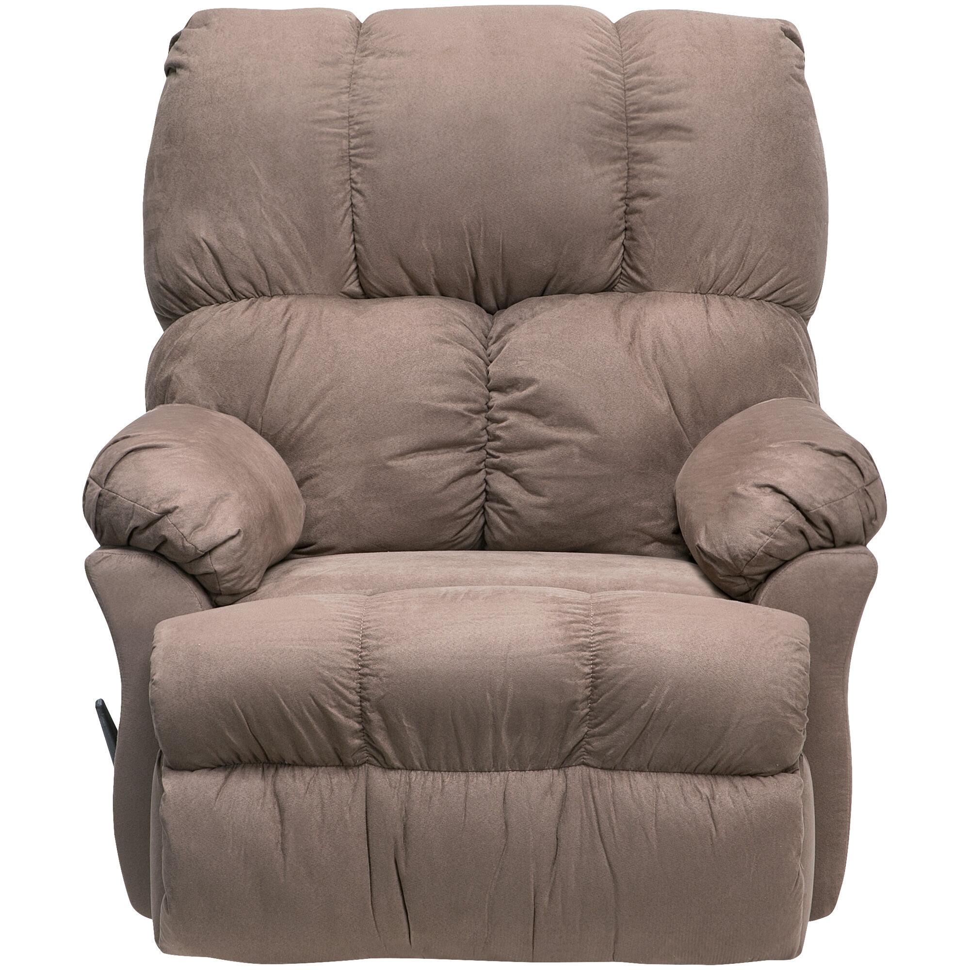 Slumberland Furniture  Parker Sable Rocker Recliner