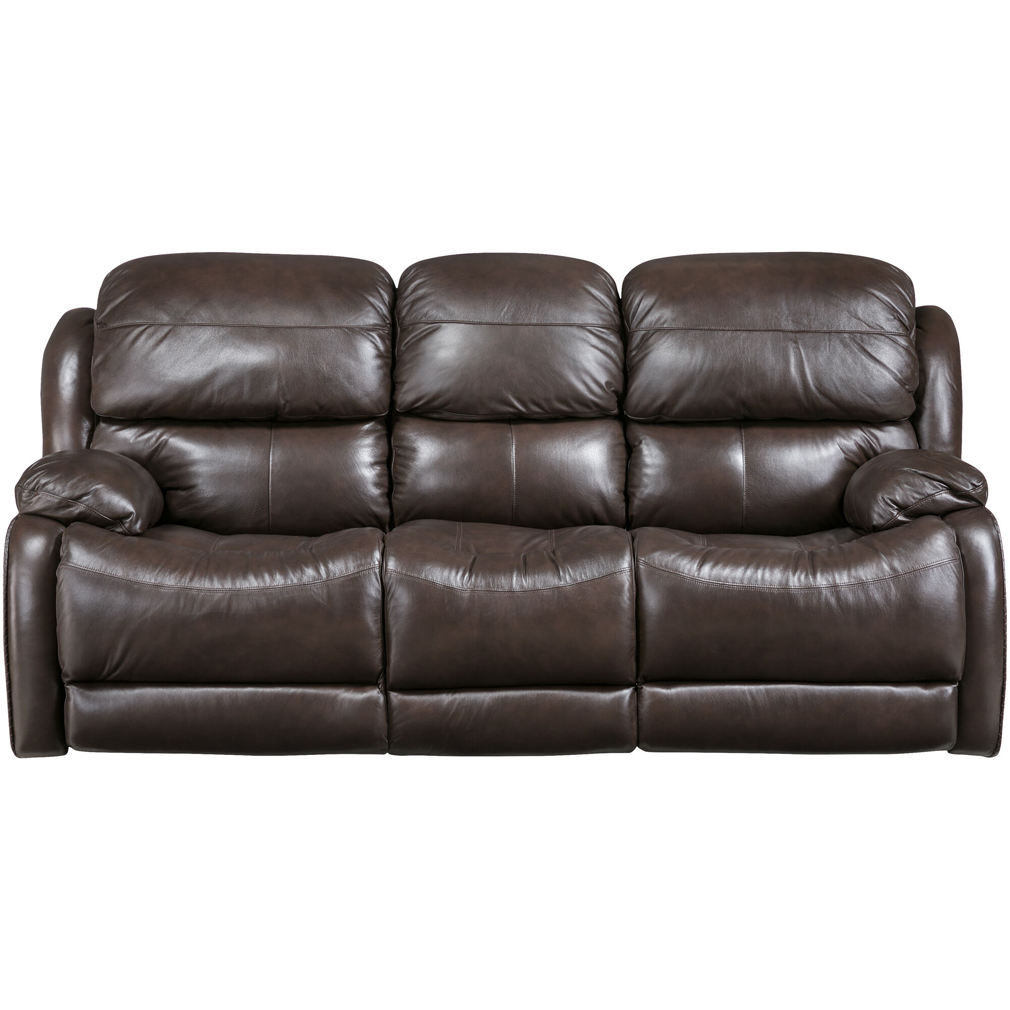 palmer sofa how to build a from scratch slumberland furniture brown power reclining