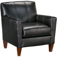 Slumberland Furniture   Bossa Nova Black Chair