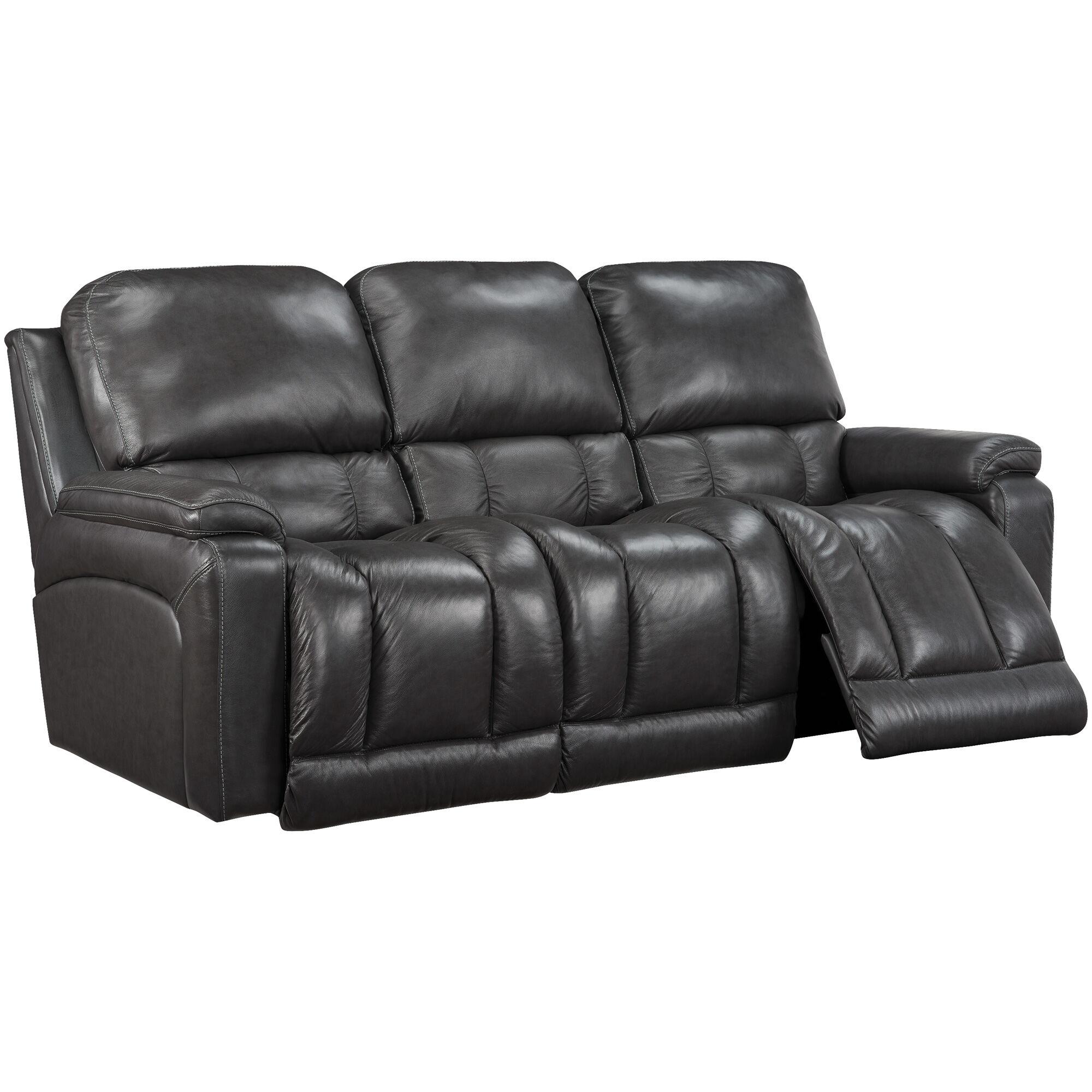 slumberland sofa recliners bizzarto palermo lazy boy greyson leather reclining home the honoroak