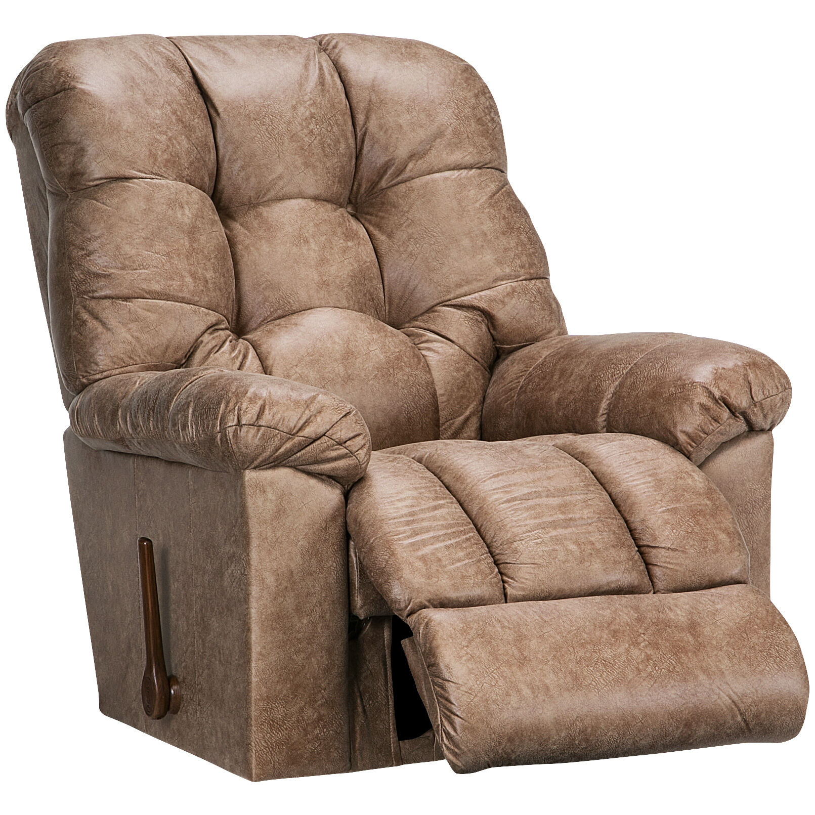 Slumberland Furniture  Gibson Fawn Rocker Recliner