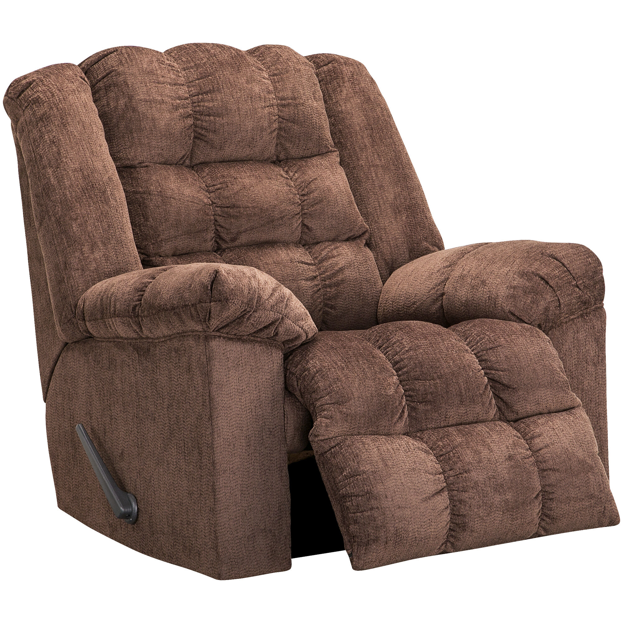 Slumberland Furniture Ludden Cocoa Rocker Recliner