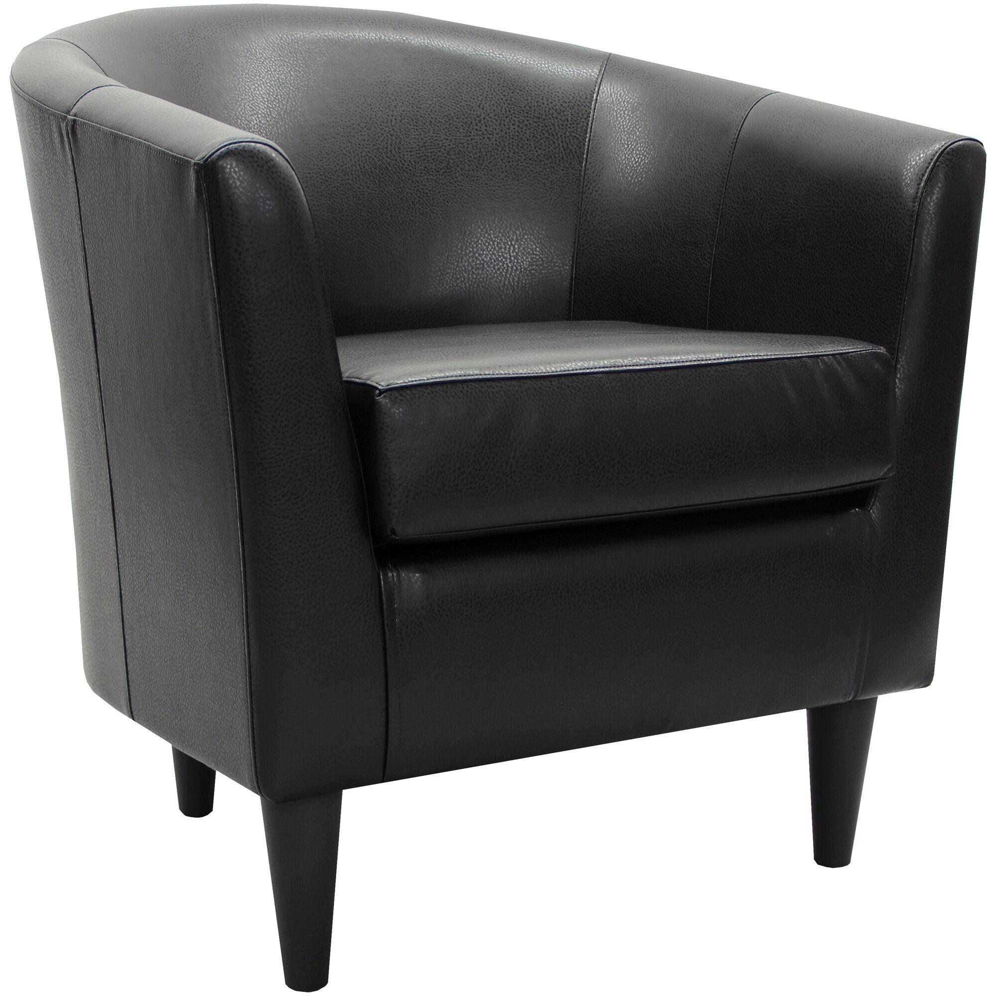 Slumberland Furniture Windsor Black Accent Chair