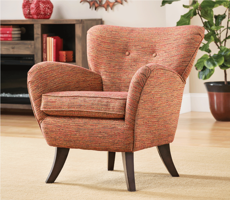 chairs images leather club target slumberland furniture the elnora chair