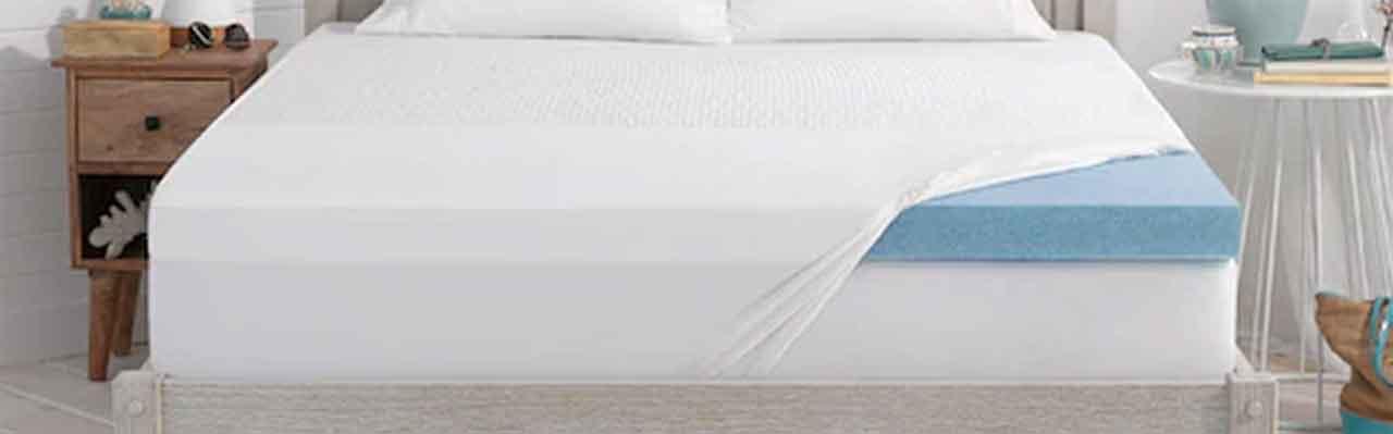 kohl s mattress topper reviews comfy