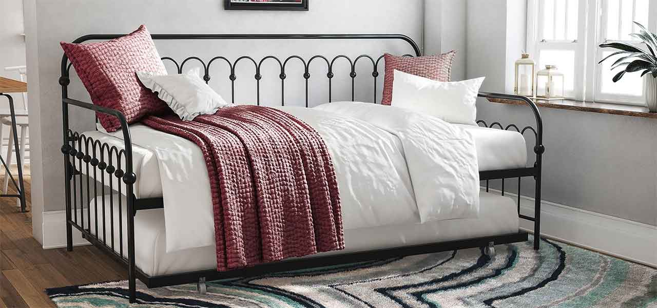 walmart trundle bed reviews cheap