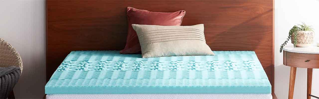 walmart mattress topper reviews 2021