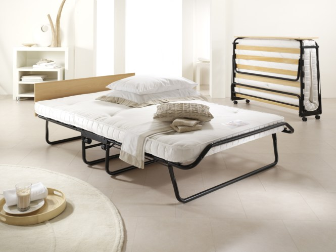 Jay Be Royal Pocket Sprung Folding Bed Double