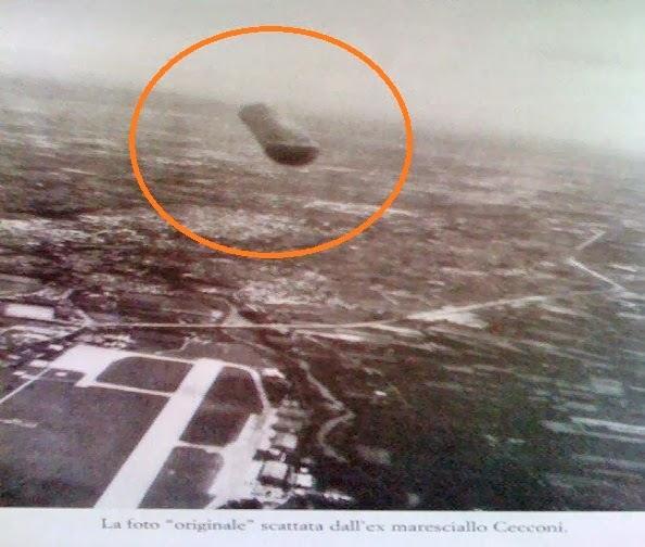 Militär Foto Ufo 1979