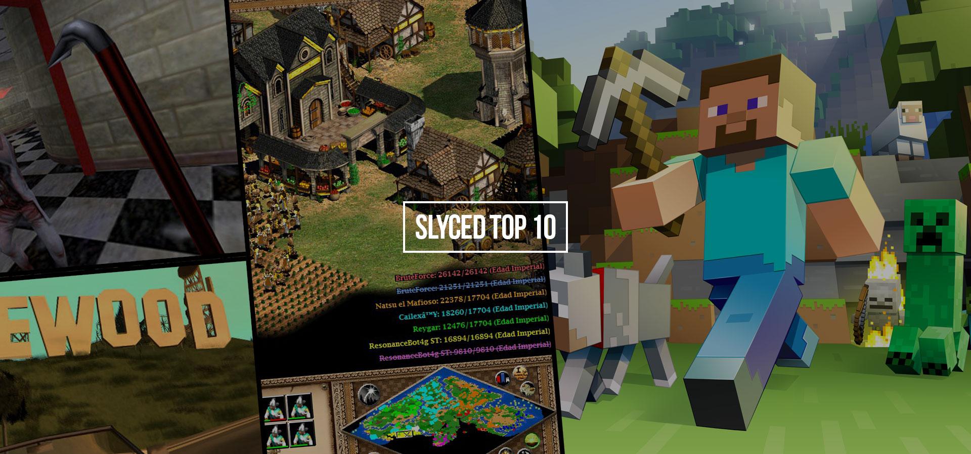 Top Spiele Die Man Gespielt Haben Sollte SLYCEDde Online - Minecraft spielen erklarung