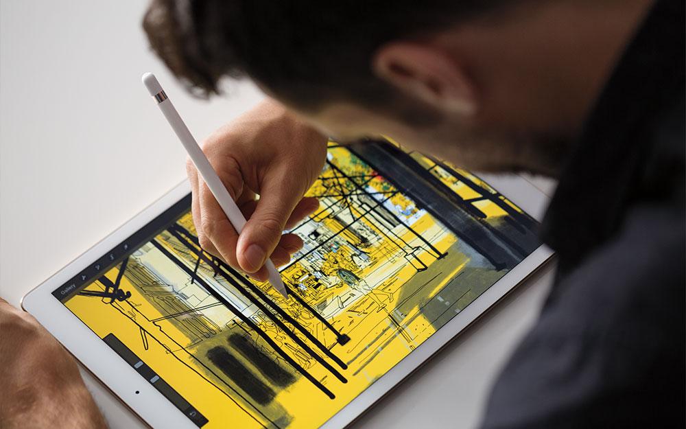 das neue Apple iPad Pro