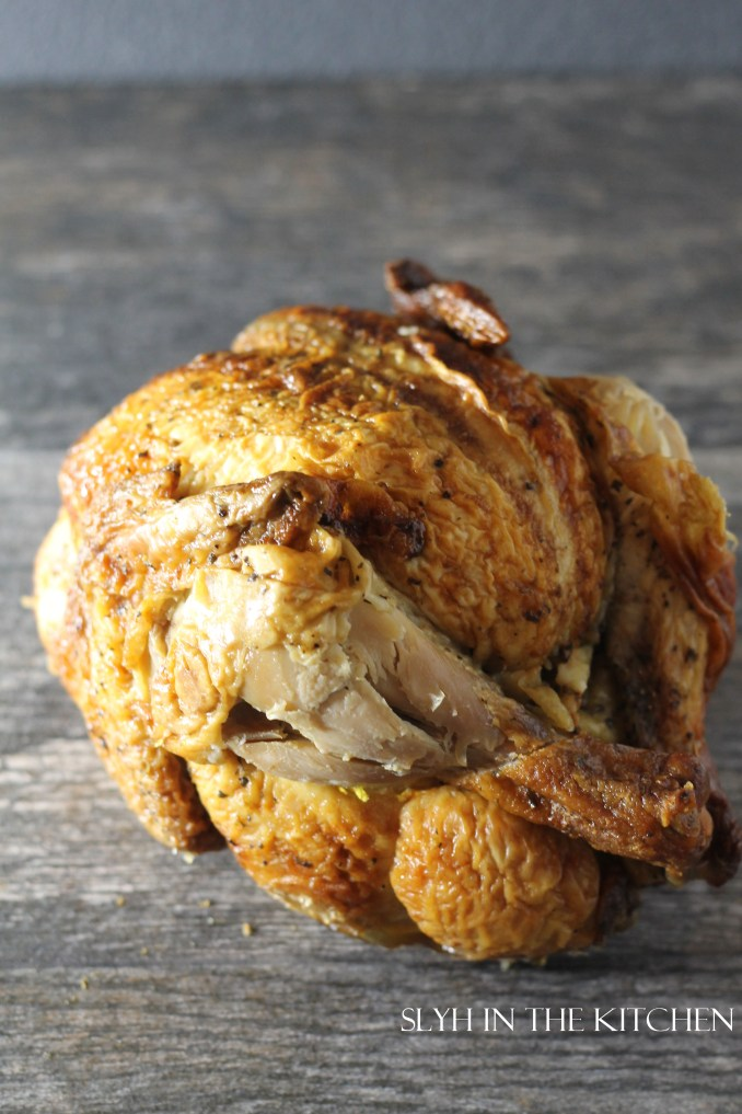 Rotisserie Chicken and Noodles | Slyh in the Kitchen