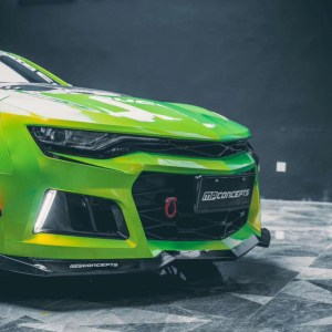 ZL1 Design Front f. (Camaro LS/RS/SS 2019-2020)
