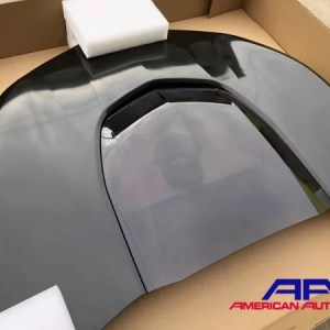 ZL1 Design Aluminium Haube