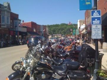 Memorial Day in Utica, Illinois