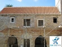 SM DEVIS Restauration d'un bâtiment en pierres