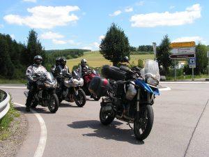 Motorradtour Donnersberg - Gaugrehweiler