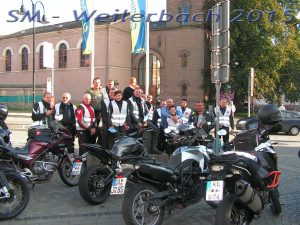 Motorradtour St. Wendel Urexweiler