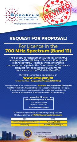 Global interest in 700 MHZ band licence