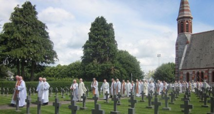 Procession-to-cemetery