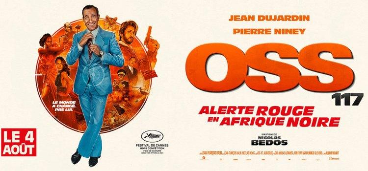 Jean Dujardin, à Pauillac pour l'avant-première d'OSS 117