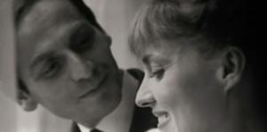 Pierre Cardin et Jeanne Moreau