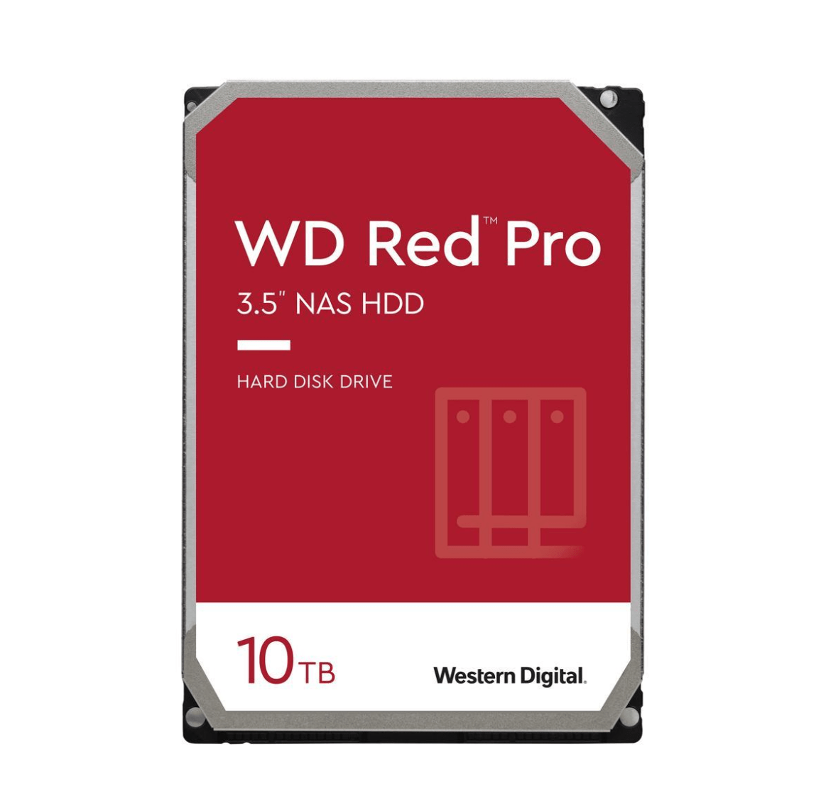 WD Red Pro 10TB NAS HDD