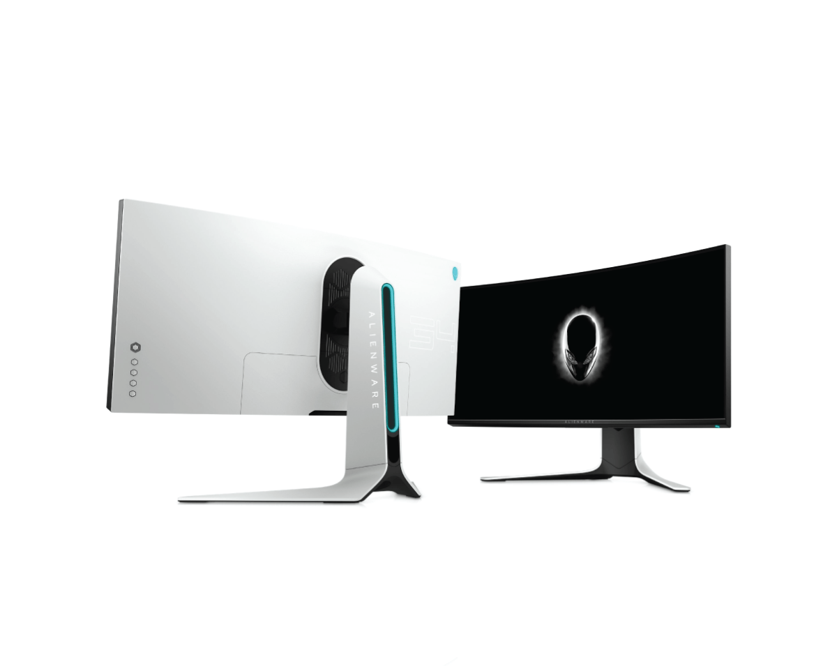 ALIENWARE 34 CURVED GAMING MONITOR