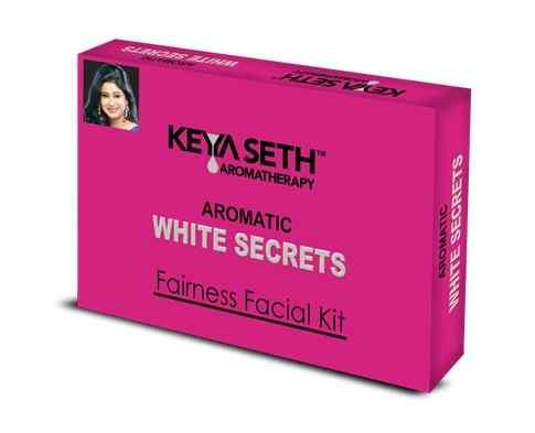Keya Seth Aromatic White Secrets Fairness Facial Kit