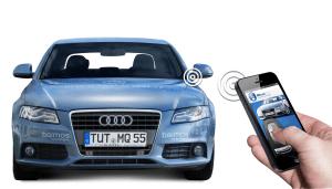 Car lock App