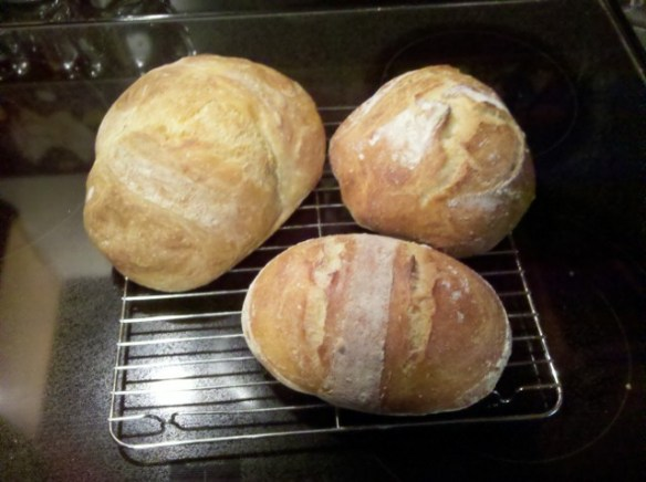 White Bread, The Boule Recipe