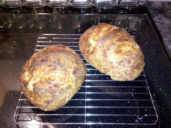 Onion Garlic Cheese Bread