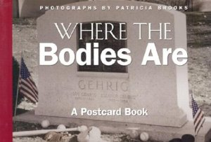 Where The Bodies Are Postcard Book