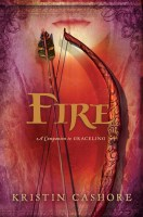 Fire -- Kristin Cashore