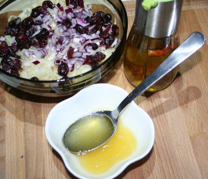 sos do surówki z kapusty