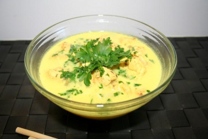 zupa tajska