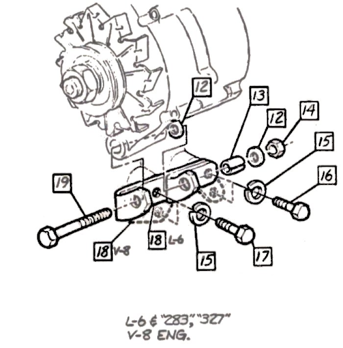 84 Chevy Alternator Wiring Diagram, 84, Get Free Image