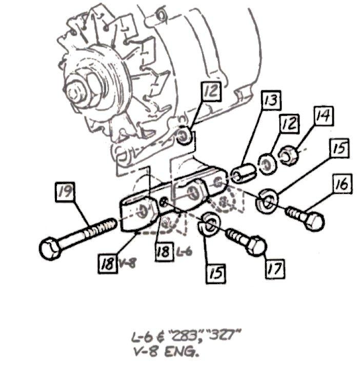 84 Chevy Alternator Wiring Diagram, 84, Get Free Image
